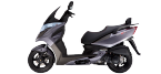 Części do motocykli KYMCO YAGER