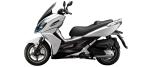 Części do motocykli KYMCO K-XCT