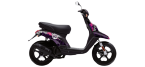 Filtre à air moto pour MBK BOOSTER