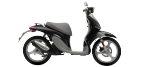 Filtre à air moto pour MBK FLIPPER