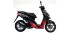Filtre à air moto pour MBK MACHG