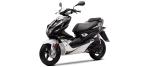 Filtre à air moto pour MBK NITRO