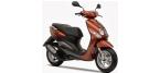 Filtre à air moto pour MBK OVETTO