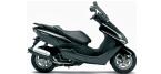 Filtre à air moto pour MBK SKYLINER