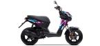Filtre à air moto pour MBK STUNT