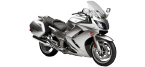 Motorbike components: Bulb, headlight for YAMAHA FJR