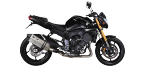 Motorbike components: Bulb, headlight for YAMAHA FZ