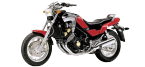 Motorcycle parts for YAMAHA FZX