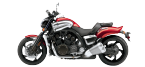Motorbike components: Bulb, headlight for YAMAHA V-MAX