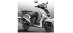 Moottoripyörän osat YAMAHA FASCINO -malliin