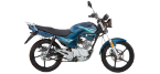 Moottoripyörän osat YAMAHA LIBERO -malliin