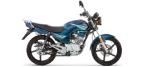Díly pro motocykl YAMAHA LIBERO