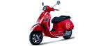 Componentes de moto: Luz traseira para VESPA GT