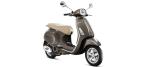 Motorcycle parts for VESPA SXL