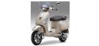 Motorcycle parts for VESPA ELEGANTE