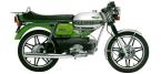 Motorfietsonderdelen voor KREIDLER FLORETT