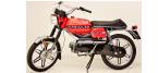 Motorfietsonderdelen voor KREIDLER RMC-S