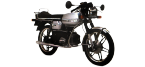 Motorcykel dele til KREIDLER RS-L