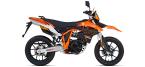 Motorcykel dele til KREIDLER DICE