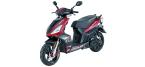 Motorcykel dele til KREIDLER GALACTICA
