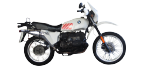 Motorbike components: Starter for BMW R 65
