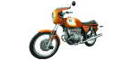 Motorbike components: Starter for BMW R 90