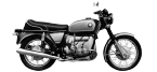 Motorbike components: Starter for BMW R 75