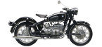 Motorbike components: Starter for BMW R 50