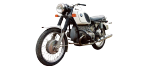 Motorbike components: Starter for BMW R 60