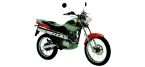 Motorcycle parts for HONDA CLR