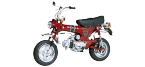 Motorcycle parts for HONDA DAX