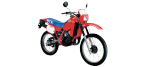 Motorbike components: Brake Lining/ Shoe for HONDA MTX