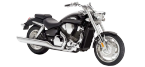 Motorcycle parts for HONDA VTX