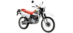 Motorcycle parts for HONDA XLR