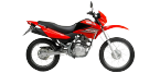 Motorcycle parts for HONDA NXR