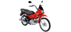 Motorcycle parts for HONDA POP