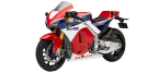 Motorcycle parts for HONDA RC