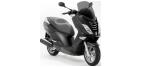 Motociklų komponentai: stabdžių įdėklas/ trinkelė, skirti PEUGEOT CITYSTAR