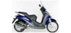 Motociklų komponentai: stabdžių įdėklas/ trinkelė, skirti PEUGEOT GEOPOLIS