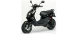 Motociklų komponentai: stabdžių įdėklas/ trinkelė, skirti PEUGEOT TREKKER