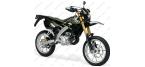 Motociklų komponentai: stabdžių įdėklas/ trinkelė, skirti PEUGEOT XPS
