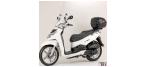 Motociklų komponentai: stabdžių įdėklas/ trinkelė, skirti PEUGEOT LXR