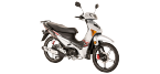 Motociklų komponentai: stabdžių įdėklas/ trinkelė, skirti PEUGEOT VOX