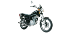 Motorbike components: Parts, indicator for SUZUKI GN