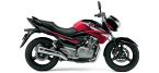 Motorfietsonderdelen voor SUZUKI INAZUMA