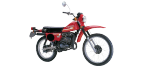 Motorcycle parts for SUZUKI TS