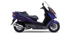 Εξαρτήματα μοτοσικλετών: Αντλία νερού για SUZUKI UH