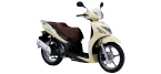 Motorbike components: Parts, indicator for SUZUKI UX