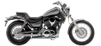Motorbike components: Parts, indicator for SUZUKI VS