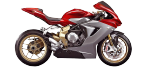 Motorcycle parts for MV AGUSTA F3